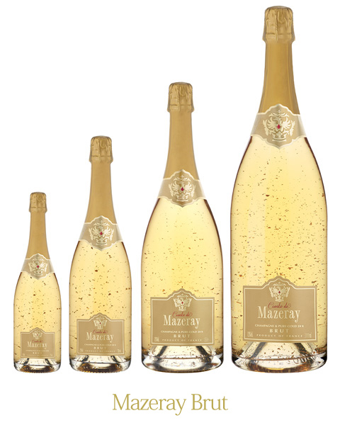 Mazeray 24K BRUT�����ѥ�
